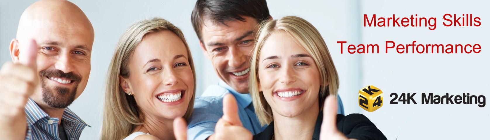 Marketing Training and Team Performance
